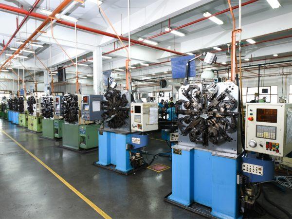CNC Spring Machine