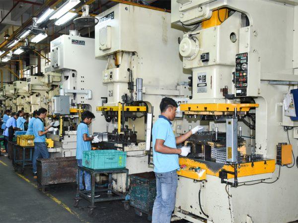 16 Ton - 200 Ton Press